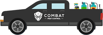 Combat Pest Control Truck